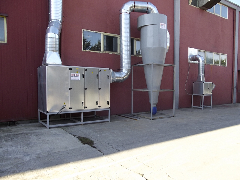 Sulu Baca Filtre Sistemleri